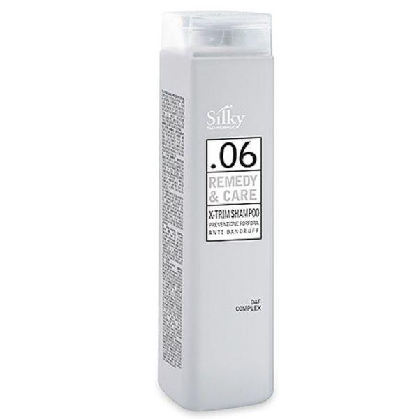 Silky X-Trim korpásodás elleni sampon, 250 ml
